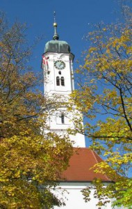 Kirche St. Georg & Michael, Göggingen