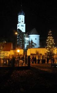 Kirche St. Peter & Paul, Inningen