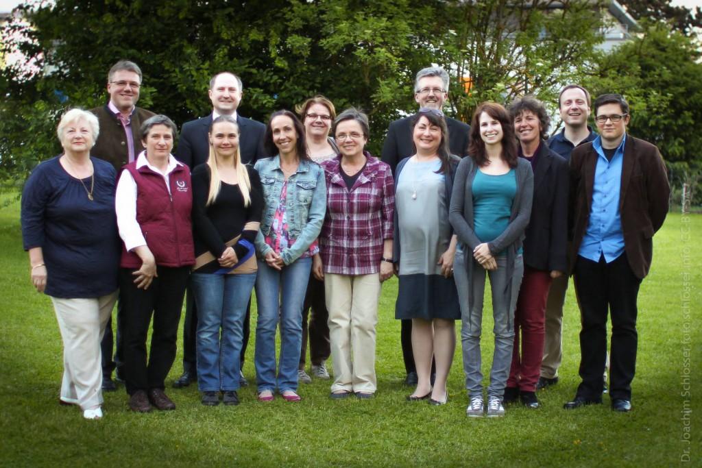 Pfarrgemeinderat Kuratie – Juli 2014
