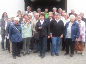 Ausflug Roggenburg