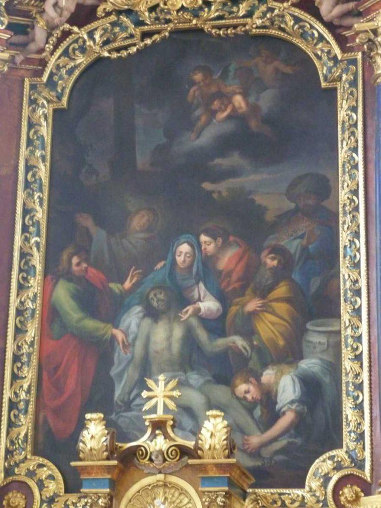 Hochaltar St. Peter & Paul Inningen