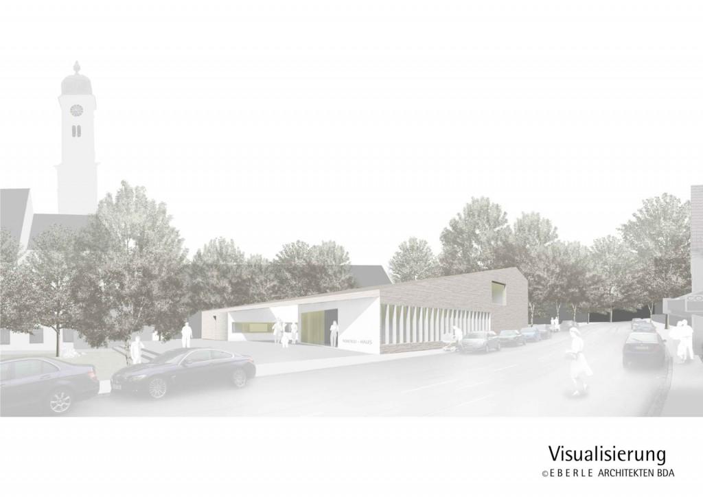 Visualisierung Roncallihaus (c) Eberle Architekten