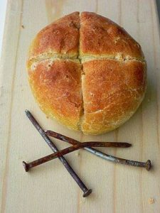 Brot und Nägel