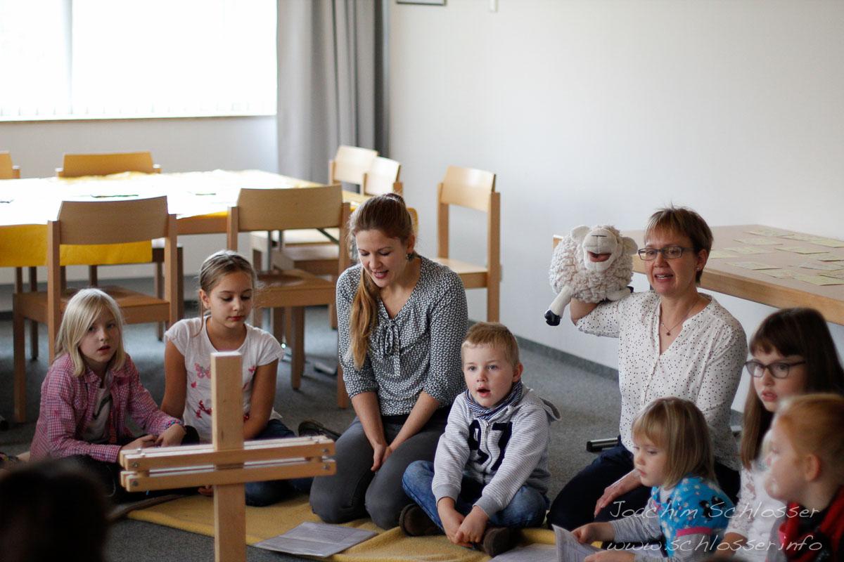 Kinderkirche Pauli