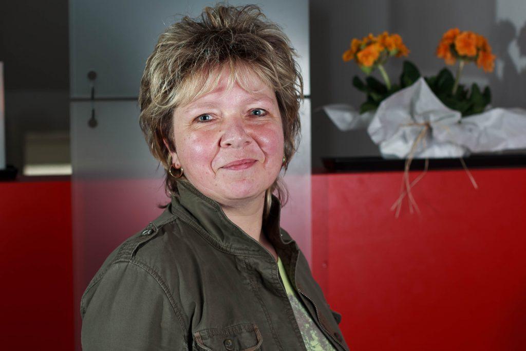 Heidi Reschka, Pfarrbüro