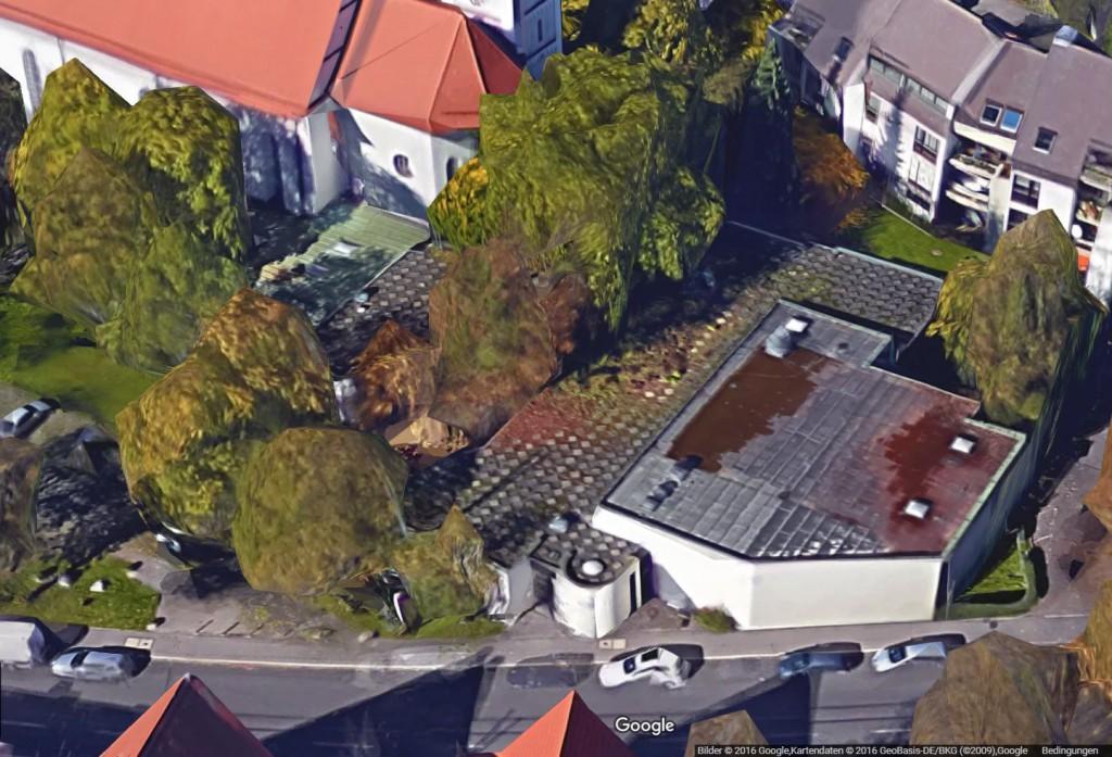 Roncallihaus Google Maps