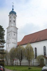 Kirche St. Georg und Michael