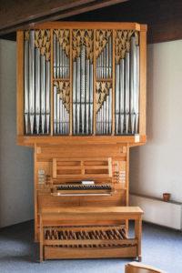 Kuratie: Orgel