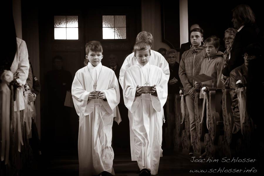Gabenbereitung Erstkommunion St. Peter & Paul