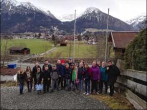 Ministrantenausflug Oberstdorf 2016