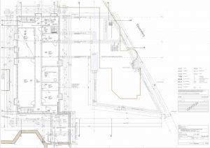 Roncallihaus Plan UG Stand 1.6.2016