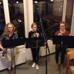 Musiker Probe Krippenspiel Kuratie
