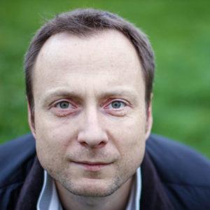 Portrait Dr. Joachim Schlosser