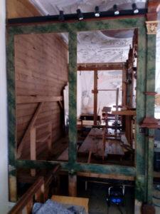 Orgelrenovierung Inningen