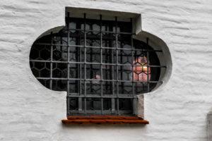 St. Peter und Paul Fenstergitter