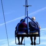 Senioren-Fahrt mit der Seilbahn