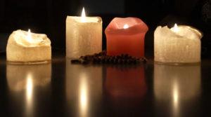 Kerzengruppe Advent