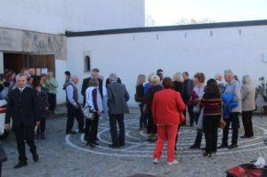 40-jähriges Jubiläum der Katholisch-Evangelischen Sozialstation Göggingen