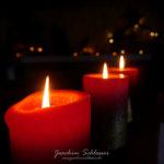 Kerzen Advent 3
