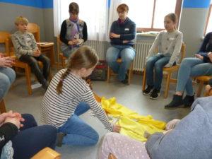 Kinderbibeltag in Inningen: Bileam geht ein Licht auf