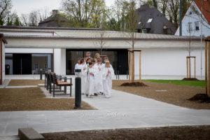 11 Kinder: Erstkommunion 2018 St. Georg und Michael