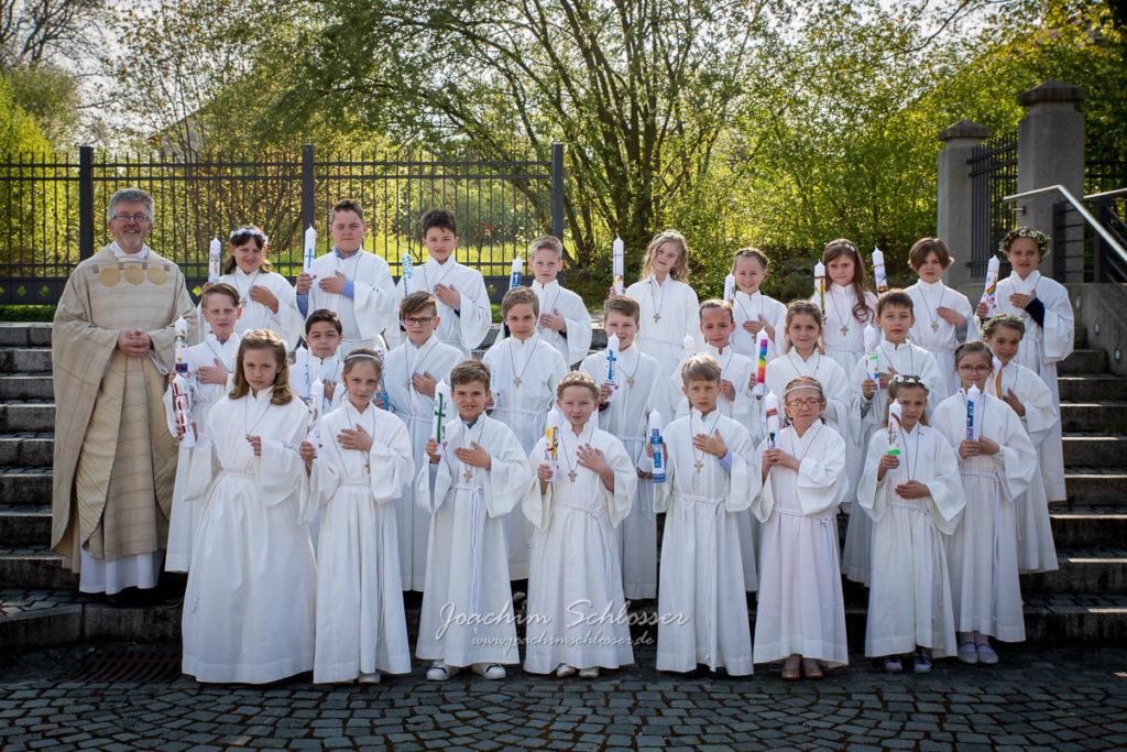 Erstkommunion 2018 St. Peter und Paul