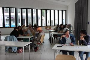 Schüler als Lehrer – Ein Projekt mit der Maria-Stern-Realschule