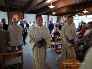 Johannisfest mit Verabschiedung Ministranten und Pfarrgemeinderatswechsel