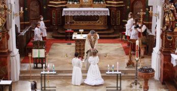 6 Kinder: Erstkommunion am 18. Juli 2021